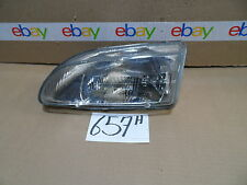 92 93 94 95 Honda Civic DRIVER Side Headlight Used front Lamp #657-H