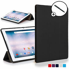 Forefront Cases® Black Origami Smart Case Cover Acer Iconia One 10 B3-A30 Stylus