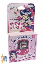 "Pocket Sakura Project 2000 Gameboy Media Factory Mini Game Walker Import ""NEW"""