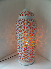 Moroccan Floor Lamp Exclusive Inspired Styles 65cm x 20cm Stunning Colours