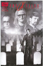 X-Files Season 10 2 C IDW 2013 FN VF 2nd Printing Variant