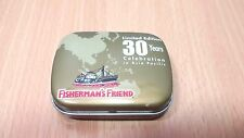 FISHERMAN'S FRIEND TIN BOX LIMITED EDITION 30 YEARS CELEBRATION IN ASIA PACIFIC
