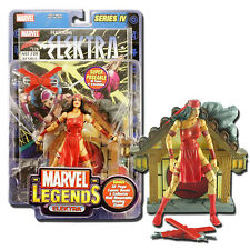 Marvel Legends Series 4 Elektra 6-Inch Action Figure - Toy Biz