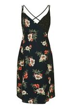 Topshop MATERNITY Floral Wrap Dress BNWTGS UK 14