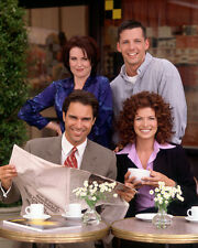 Will and Grace [Cast] (3784) 8x10 Photo