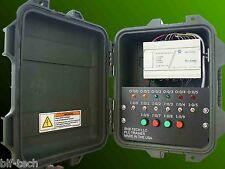 Allen Bradley 1761-L16BWA MicroLogix 1000 PLC Trainer with HMI Software Training