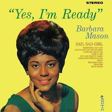 "Barbara Mason - ""Yes, I'm Ready"" 180G LP REISSUE NEW Philly soul classic"