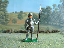 German Knight with spear 1:35 painted