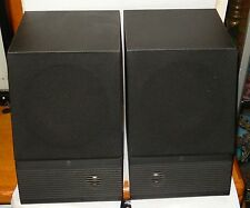 PAIR OF ACOUSTIC RESEARCH HOLOGRAPHIC IMAGING M1 SPEAKERS MADE IN U.S.A
