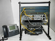 #1 eBay Seller 200-125 Updated Cisco CCNA Massive Lab KIT 5x Router 3x Switch