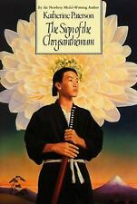 A Trophy Bk.: Sign of the Chrysanthemum by Katherine Paterson (1988,...