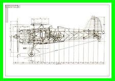 DISEGNI DRAWINGS FIAT CR42 FALCO AIRCRAFT REGIA AERONAUTICA - DVD