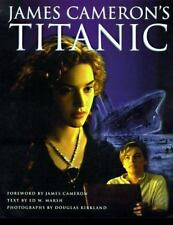 James Cameron's Titanic Oversized Paperback (Kate and Leo Cover) Movie Book