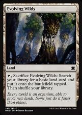 4x Terre Selvagge in Evoluzione - Evolving Wilds MTG MAGIC MM2 2015 Eng
