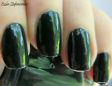 NEW! Essie nail polish lacquer STYLENOMICS ~ Wealthy rich and opulent dark green