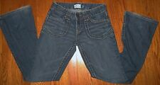 AEROPOSTALE Jeans ~ Size 1/2 Regular ~ Hailey Skinny Flare