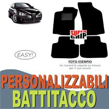 PER ALFA ROMEO 147 TAPPETINI AUTO SU MISURA IN MOQUETTE CON BATTITACCO | EASY