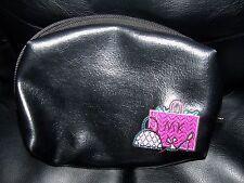 Mary Kay Black Make-up Bag EUC