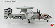 "HOBBY MASTER 1/72 HA4801 E-2C+ HAWKEYE 2000 VAW-123 ""SCREWTOPS USS ENTERPRISE"
