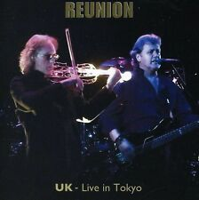 UK, John Wetton - Reunion UK: Live in Tokyo [New CD] Asia - Import