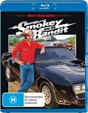 SMOKEY AND THE BANDIT (Burt Reynolds)  -  Blu Ray - Sealed Region B