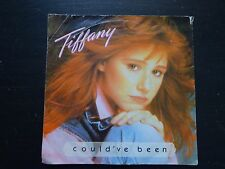 "Tiffany - Could've been-   7"" single -  45rpm"