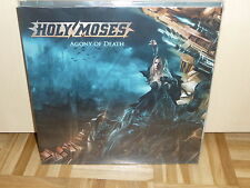 HOLY MOSES agony of death 2LP NEW OVP