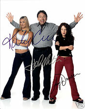 8 SIMPLE RULES CAST AUTOGRAPH SIGNED PP PHOTO POSTER