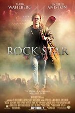ROCK STAR-2-sided movie poster-MARK WAHLBERG,J.ANISTON