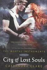 The Mortal instruments - City of Lost Souls by Cassandra Clare (Hardback, 2014)