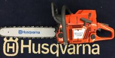 "New Husqvarna 372XP 20"" Professional Chainsaw THREE FREE CHAINS"