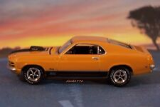 70 1970 FORD MUSTANG 428 COBRA JET MACH 1 DIECAST COLLECTIBLE MODEL 1/64 SCALE
