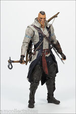 McFARLANE ASSASSINS CREED SERIE 2 - CONNOR WITH  MOHAWK - FIGUR  - NEU & OVP