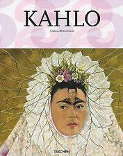 Frida Kahlo, 1907-1954: Pain and Passion-ExLibrary