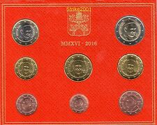 Euro VATICANO 2016 in Folder Ufficiale