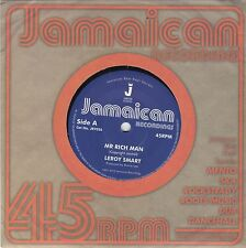 "Leroy Smart - Mr Rich Man LTD 7"" NEW £4.99"