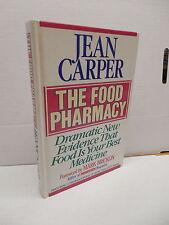 Food Pharmacy Guide Book Jean Carper Food As Best Medicine Disease Fighter