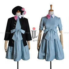 Anime Amnesia Protagonist Leading Lady Cloth Uniform Cosplay Costume