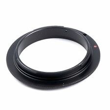 52mm Macro Reverse Adapter Ring for Nikon D7200 D5500 D5300 D3300 D3200 18-55mm