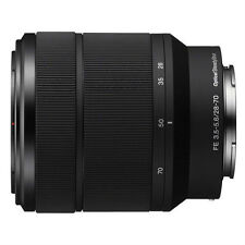 NEW Sony SEL FE 28-70mm / FE 28-70 / 2870 / F/3.5-5.6 OSS Lens_Black