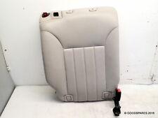 Rear Seat Back-Grey Leather Os-Ref.577-07 Mercedes ML280 cdi W164