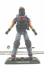 GI JOE PURSUIT OF COBRA POC 30TH RENEGADES ENEMY TROOPER LOOSE COMPLETE