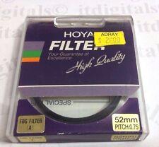 Brand New Hoya 52mm Fog Filter Fog-A Japan Fog (A) 52 mm Foggy Effects Fog A