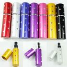 Hot Mini Travel Refillable Perfume Atomizer Bottle Spray Scent Pump Case 5ml