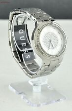 New Stylish Original Ladies Watch GUESS Silver Stainless Steel Women U0637L1