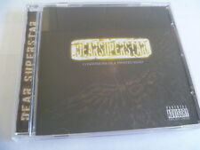 DEAR SUPERSTAR CONFESSIONS OF A TWISTED MIND RARE METAL FREEPOST CD