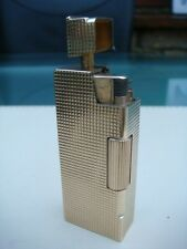 VINTAGE 9 CT GOLD BACH (DUNHILL) LIGHTER WITH HALLMARKS