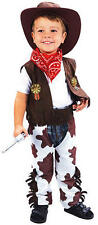 Childrens Cowboy Fancy Dress Costume Woody Toy Story Boys Kids Outfit 2-3 Yrs