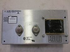 ACDC Electronics 12V Power Supply 3.4A -- 12D3.4