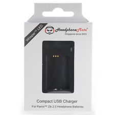HeadphoneMate Portable USB Battery Charger for Parrot Zik 2.0, Zik 3 Headphones